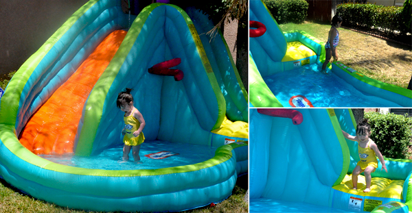 LIttle Tikes Inflatable WaterSlide (7)