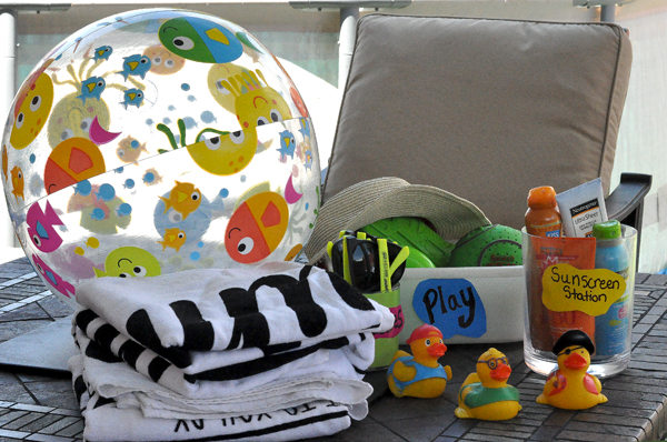 Pool Toys for poll play kids