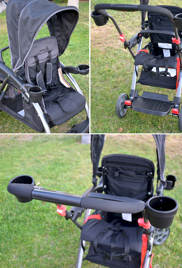 safety 1st onboard stroller