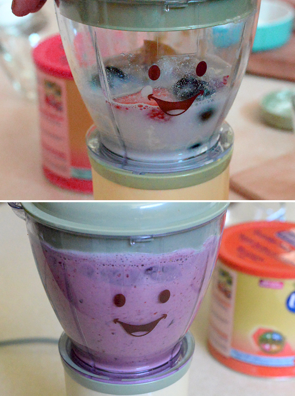 toddler smoothie
