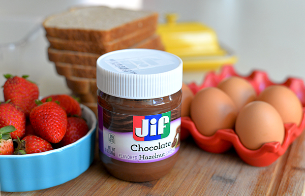 JIF Hazelnut Spread Stuffed French Toast (2)