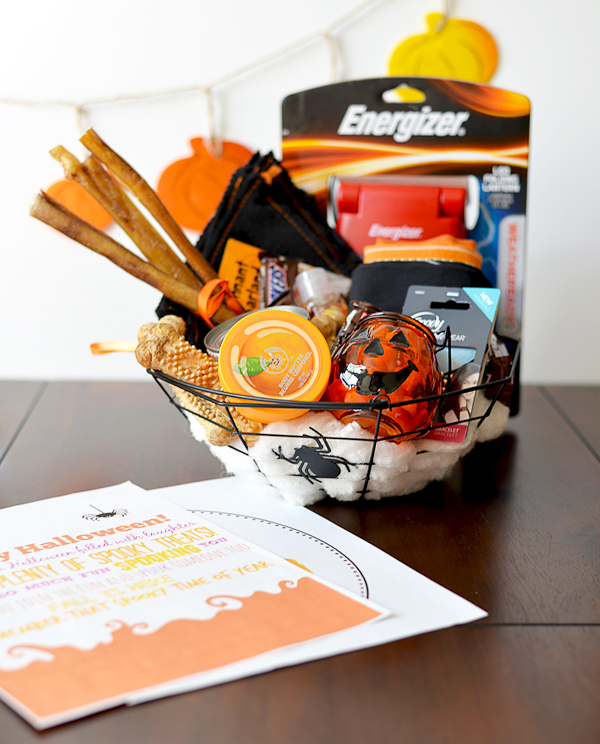Energizer Lighting for Halloween trick or treating (4)