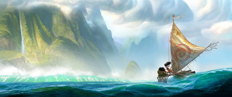 moana new disney movie