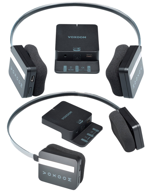 Wireless TV Headphones (1)