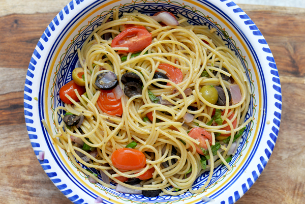 Olives From Spain Pasta  (5)