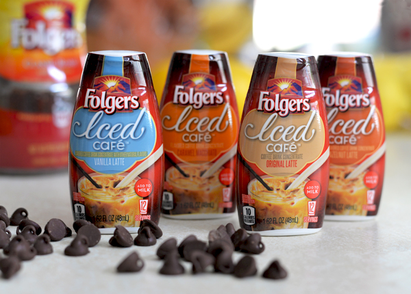 Folgers Chocolate Mocha Coffee Mousse (2) #MyIcedCafe
