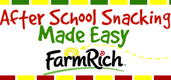 after school snacking made easy