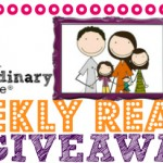 A New Weekly Reader Giveaway!