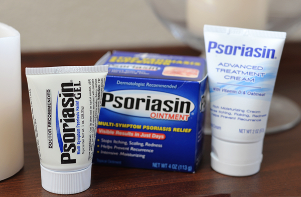 Psoriasin Skin Treatment Gel Cream