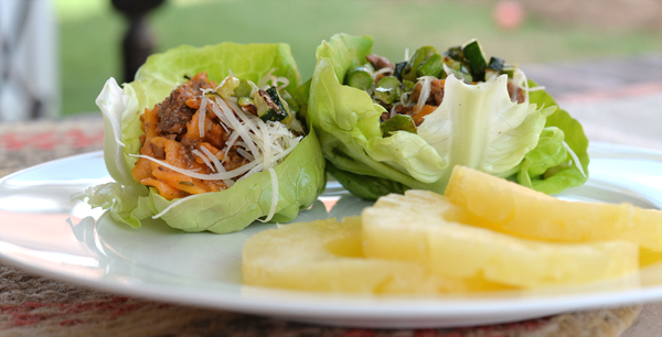 Hamburger Helper Lasagna Butter Lettuce Wraps (6)