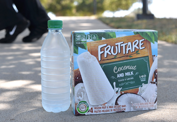 Fruttare Coconut Frozen Bar Treat (3)