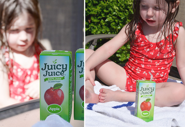 Juicy Juice Apple Kids Pool Snack Idea (3)