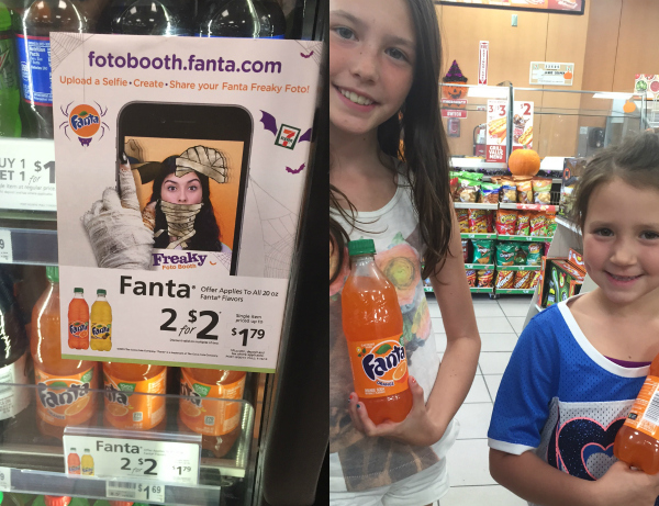 fanta photobooth