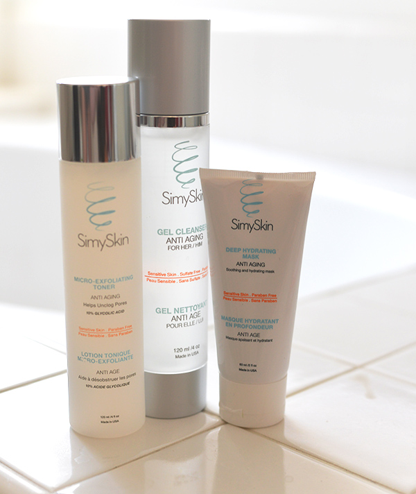 Simy Skin Skin Care Products Cleanser Acid Mask