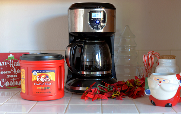Folgers Coffee Holidays