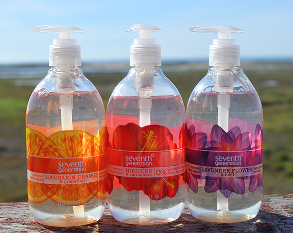 Seventh Generation Hand soaps