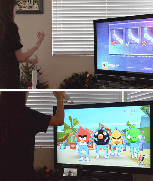 Ubisoft Just Dance 2016 Angry Birds Dance