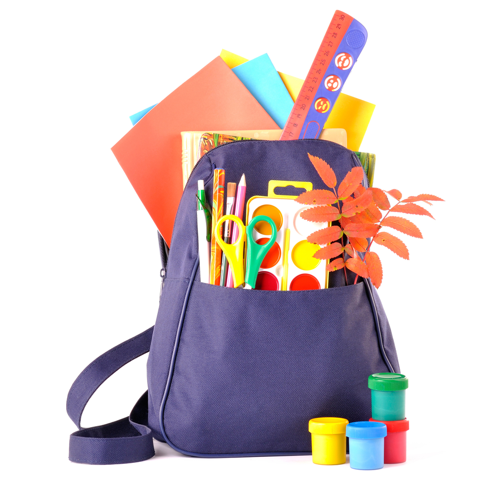 Preschool Craft Supplies - glendalechildcare.com for Our Ordinary Life - Shutterstock