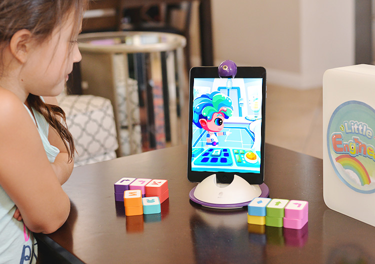 Little Engineer Learning Game for kids