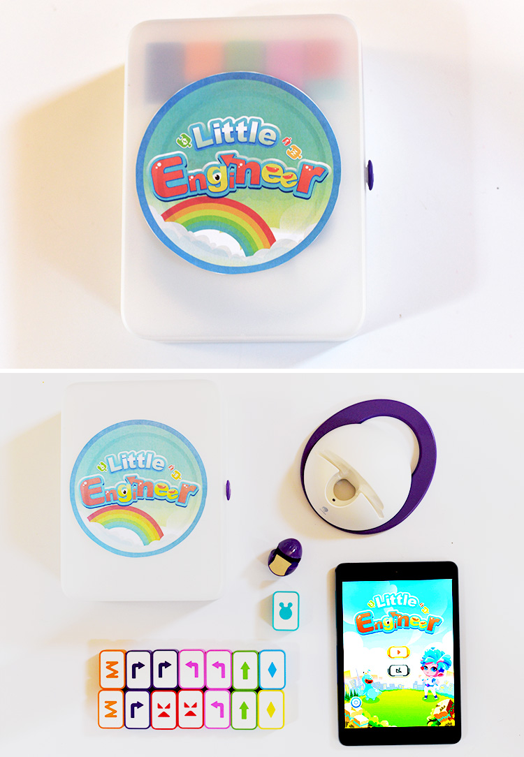 Little Engineer STEM Learning system