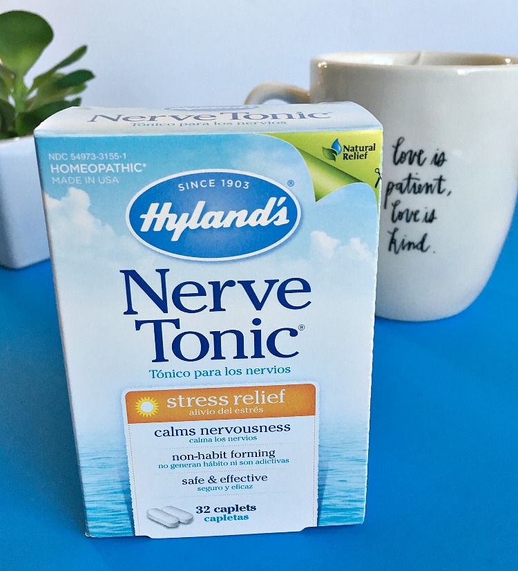 hyland nerve tonic stress relief