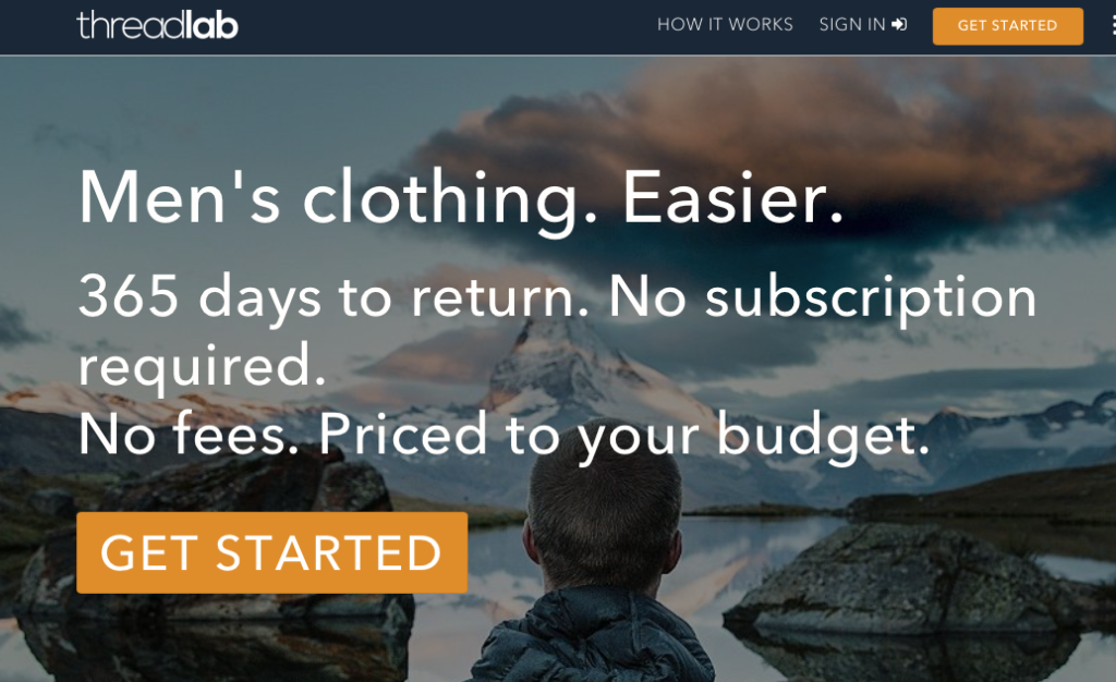 threadlab mens clothes subscription
