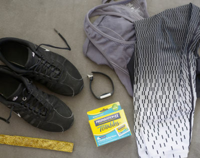 Preparation H medicated wipes totables gym gear on the go