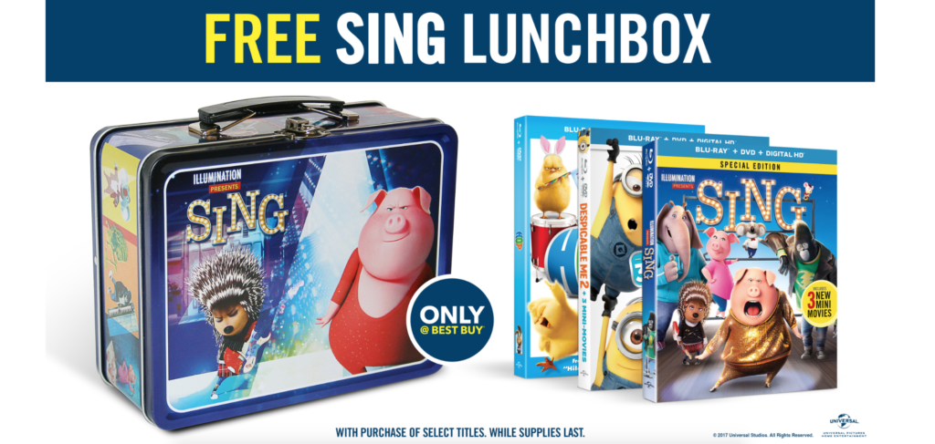Movie gift pack deals in time for easter at best buy our ordinary life negle Gallery