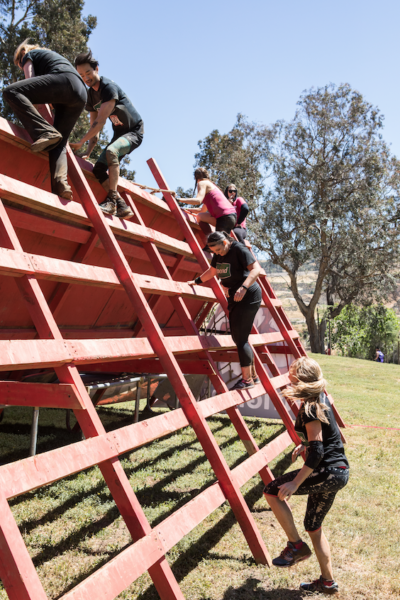 rugged maniac socal events 2017 Castaic Lake