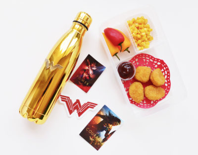 wonder woman kids lunch boxes