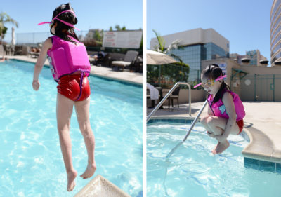 Pool child safety fun summer