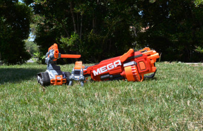 nerf products mega mastodon rc terrascout