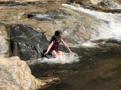 waterfall hikes places to hike Cuyamaca State Park