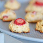 Deliciously Easy Latte and Strawberry Espresso Scones Recipe