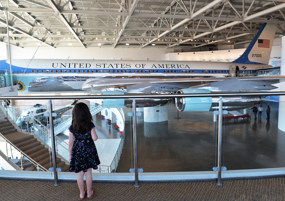 Ronald Reagan Library Simi Valley, CA Air Force One