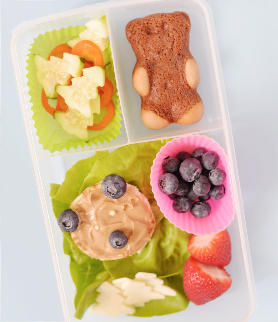 Teddy Bear Lunchbox