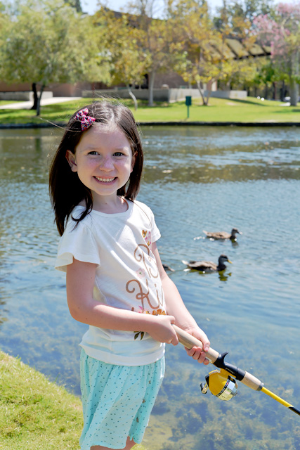 Fun and healthy family weekends brought to you by fishing for Fishing in orange county