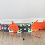 Bring Fishing Fun Indoors with This Easy Halloween Party Game