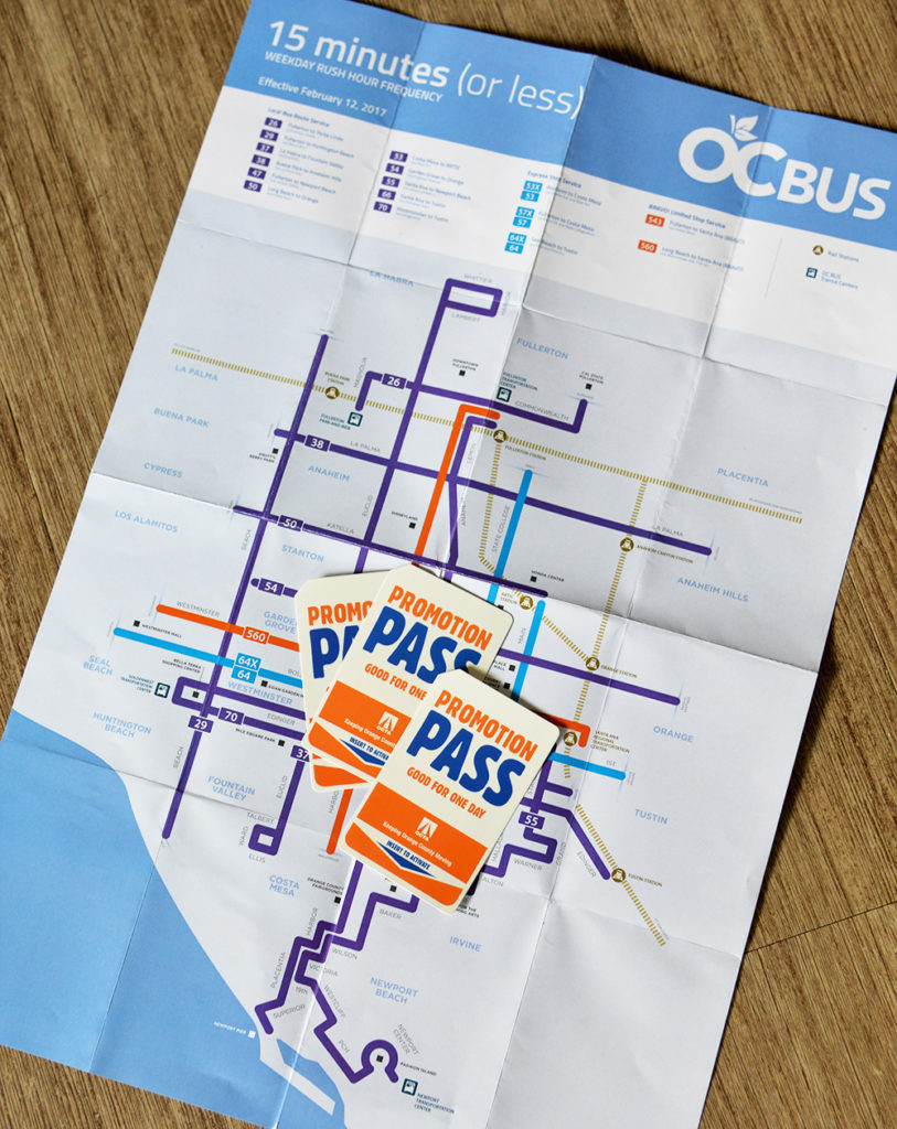 oc bus route map california orange county