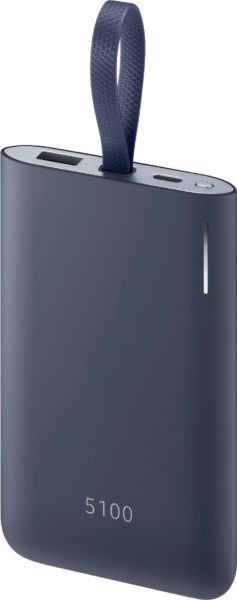 Samsung Battery Pack Charge Fast Charge Portable Battery Pack 5,100 mAh Portable Charger