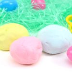 Edible Easter Playdough For Kids
