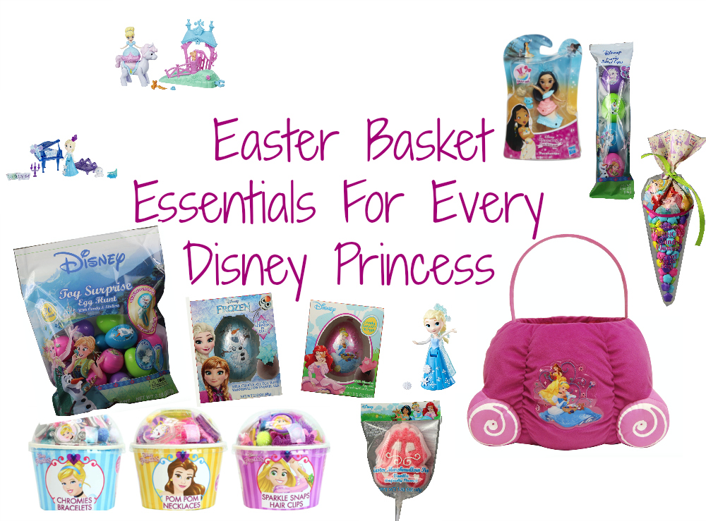 These Are The Easter Basket Essentials Every Disney Princess Should Have