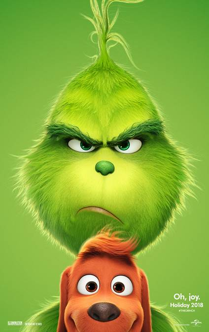 mr grinch the movie