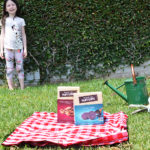 Gardening Fun With Kids and Back To Nature Snacks