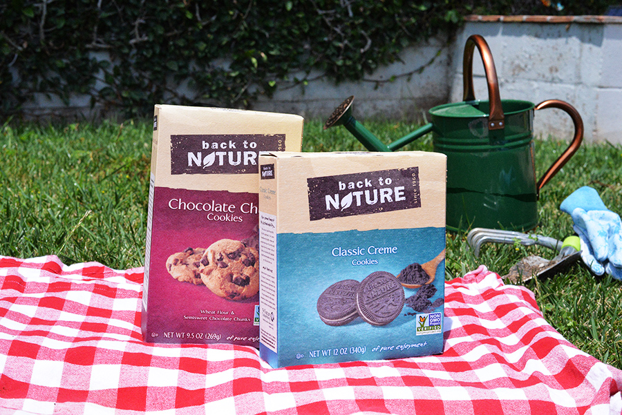 back to nature cookies