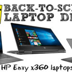 HP Envy x360 laptop deals at Best Buy