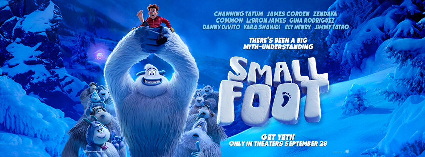 SMALLFOOT the movie