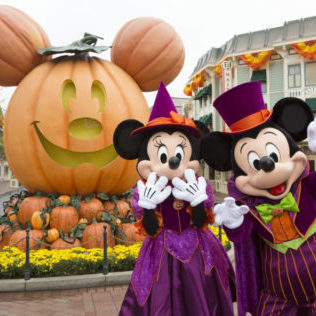 disneyland halloweentime 2018